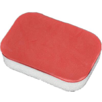 GUOQIU 国球 清洗棉 乒乓球拍胶皮专用清洁海绵擦 使用方便 清洗干净