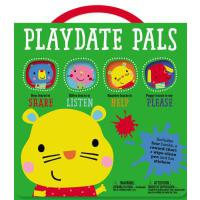 【预订】Playdate Pals Behaviors Boxset