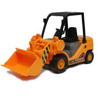 工程车小型儿童玩具车男孩3-6周岁铲车小号挖掘机迷你推土机