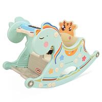 宝宝摇椅塑料摇马两用木马儿童座椅1-2岁礼物