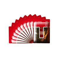 【网易考拉】SNP 红参精华保湿面膜 10片 补水滋养