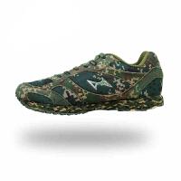 HEALTH/飞人海尔斯727 军绿迷彩鞋 部队训练鞋 跑步鞋 耐磨军训鞋