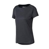 adidas阿迪达斯女子短袖T恤2018新款跑步透气休闲运动服CW3312