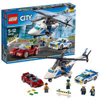 LEGO乐高城市系列City高速追捕60138
