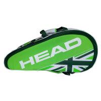 HEAD/海德 温网限量版 9支装网球包 运动包网球包 拍包283154