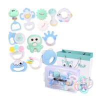 婴儿摇铃玩具0-1岁手抓握新生儿0-3-6-12个月男孩女孩