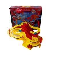 男孩轨道赛车礼物跑车游戏车电动汽车玩具盘旋公路