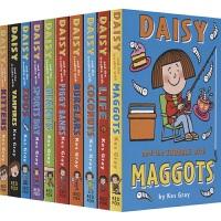 【首页抢券300-100】Daisy and the Trouble Collection 黛西与烦恼 10册套装 闯祸