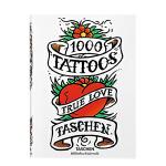 Taschen Bibliotheca Universalis: 1000 Tattoo纹身图案 1000例纹身设计