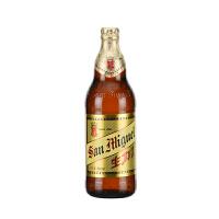 [当当自营] San Miguel生力啤酒 640ml*12瓶 整箱