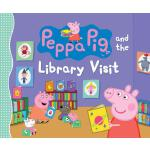 【预订】Peppa Pig and the Library Visit