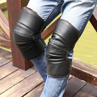 摩托车护膝护具护腿机车骑行防风保暖电动越野装备防寒用品男冬季