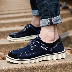回力男鞋春季新品低帮运动休闲鞋男士英伦工装商务潮流百搭鞋子男