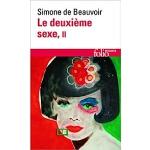 【法语原版】波伏娃 *性 *卷 Le deuxième sexe. tome 2 进口法语书