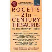 英文原版罗氏21世纪字典词典 Roget's 21st Century Thesaurus 21世纪词库 国外英语学习工