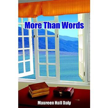 【预订】More Than Words 预订商品,需要1-3个月发货,非质量问题不接受退换货。