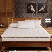 加厚8cm厘米榻榻米折叠单双人海绵软床垫被床褥子1.2/1.5/1.8m米 针织棉加厚床垫