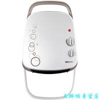 取暖器家用迷你暖风机浴室防水节能电暖气壁挂式速热电暖器 白色