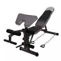 专业多功能哑铃凳 仰卧板 腹肌板 哑铃凳多功能 健身器械组合