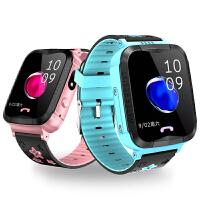 儿童电话手表学生智能定位插卡跟踪防水男孩女孩触摸屏多功能