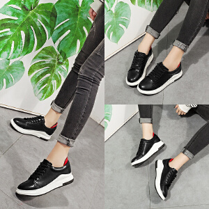 【满200减100】毅雅百搭韩版学生平底运动鞋舒适透气潮流单鞋YD7RR0637