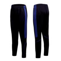 夏季薄款足球裤训练裤男跑步裤紧身健身小脚裤运动长裤收腿裤 X
