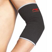 LINING李宁 运动护具 保暖护肘 运动护肘护具 基本型针织护肘AQAH276