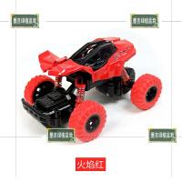 玩具车模型合金仿真1金属2回力6惯性4耐摔5儿童0-3岁7小汽车8男孩 【越野车 】红色