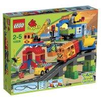 【当当自营】LEGO乐高豪华火车套装 10508
