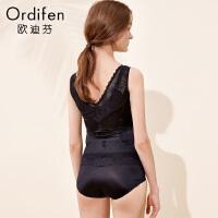 【2件3折到手价约:116】欧迪芬女士塑型衣收腹束胸内衣束腰塑形美体背心紧身胸衣XE8101