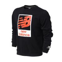 NewBalance/NB 2016新款男装卫衣运动服运动休闲AMT64606-BK FP