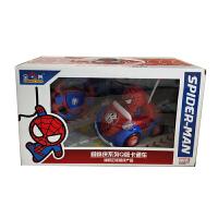美国队长系列版卡通车遥控车蜘蛛侠玩具美国队长玩具车 蜘蛛侠系列 官方标配