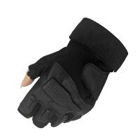 半指战术手套男CS作战户外格斗防护防滑骑行手套
