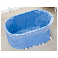 婴儿游泳池内衬一次性水疗袋浴膜塑料袋浴袋塑料膜