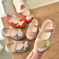 女童鞋公主�底春夏季�和��涡�魔�g�N�\口����鞋子