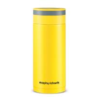 【当当自营】MORPHY RICHARDS/摩飞电器保温杯男女士水杯便携商务MR1011柠檬黄