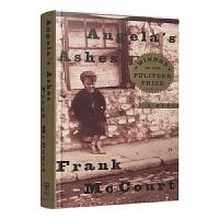 安琪拉的灰烬 Angelas Ashes 英文原版 弗兰克迈考特自传体小说 纽约时报畅销书 Frank McCourt