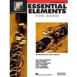 【预订】Essential Elements for Band - Book 2 with Eei: BB Clari
