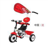 童车 儿童三轮车脚踏男女手推宝宝婴幼儿小孩便携