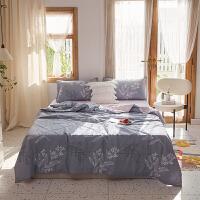 伊迪梦家纺 棉生活夏被纯棉夏凉被芯 全棉裸睡被子1.5/1.8/2.0m米单人双人床空调被PV221