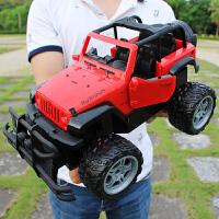 20180716114709271超大遥控车悍马越野车充电漂移赛车模型男孩开门儿童攀爬玩具汽车