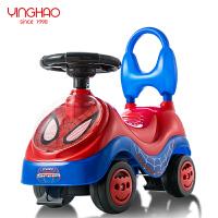 儿童玩具儿童学步车1-3岁溜溜车带音乐滑行车宝宝扭扭车