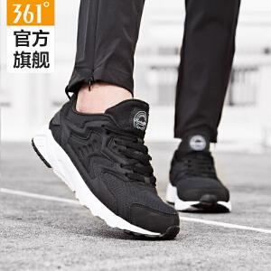 【满100减50 200减100】361度女鞋运动鞋新款超轻跑步鞋时尚休闲鞋潮款鞋子