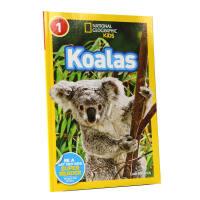 【英文原版】National Geographic Readers:Koalas (Level 1) 美国《国家地理》