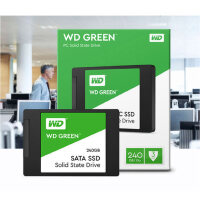 【支持�����Y卡】WD西部���240GB SSD固�B硬�P SATA3.0接口�P�本�_式��X硬�P Green系列-SSD日常