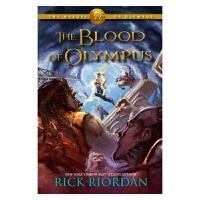 【英文原版】 The Blood of Olympus: Heroes of Olympus Book 5 奥林巴斯的血(奥林巴斯的英雄书5)