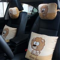 头枕 护颈枕通用型车枕靠枕车用头枕车枕头一对汽车四季