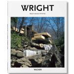 [TASCHEN出版]【Basic Art 2.0】Wright 赖特 弗兰克・劳埃德・赖特 建筑设计