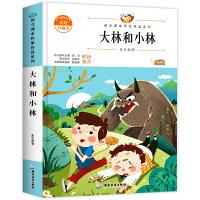 大林和小林 小学生美绘珍藏本三年级上册课外书阅读入选语文教材书目儿童文学畅销课外阅读书