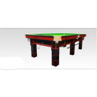 星牌台球桌美式落袋XW1170-9A 家用黑八星牌桌球